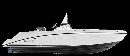 Yamaha 210 FSH