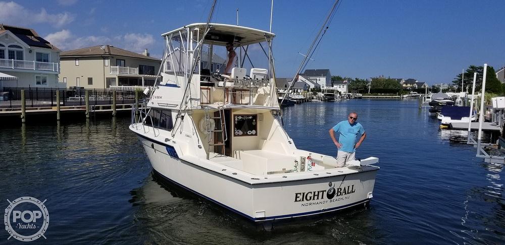Hatteras 32 Flybridge Fisherman 1985 Hatteras 32 Flybridge Fisherman for sale in Point Plasant, NJ