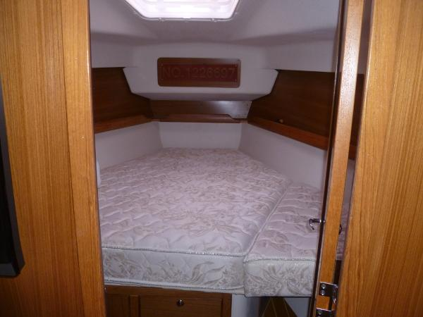 Private Forward Guest Stateroom