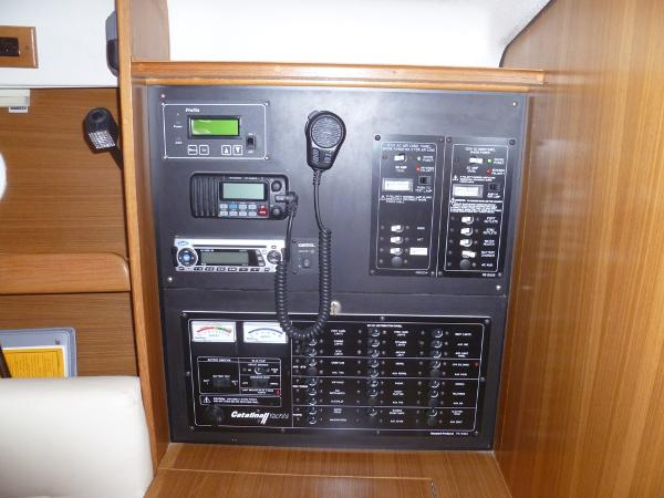 Nav Station and Electrical Panels
