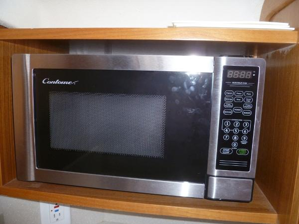 Built in Microwave