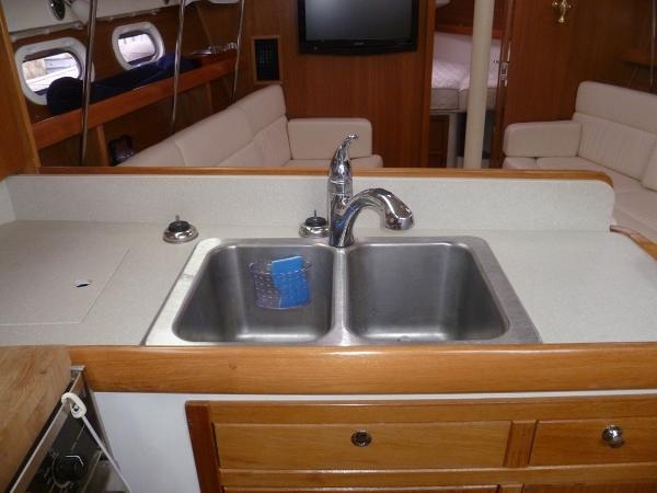 Double SS Sink