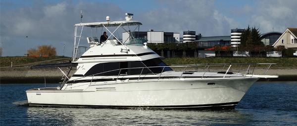 Bertram 46.6 Flybridge Motor Yacht