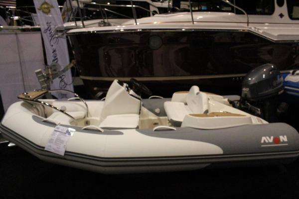 Avon Seasport 340 Deluxe NEO 40hp In Stock