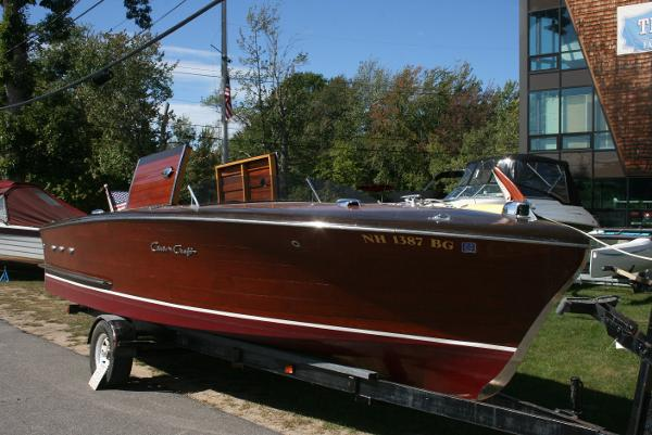 Chris-Craft Continental 23