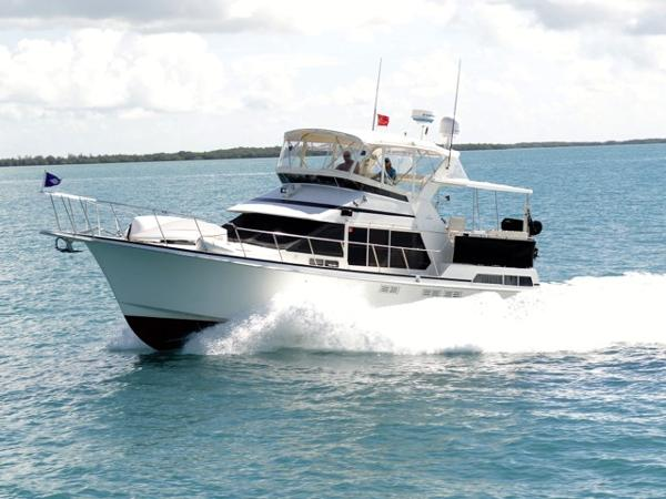 Tolly 45 Cockpit Motor Yacht