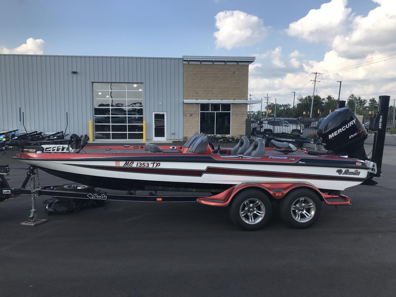 Bass Cat Boats Performance Boat Puma FTD
