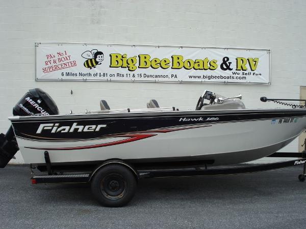 Fisher Hawk 186