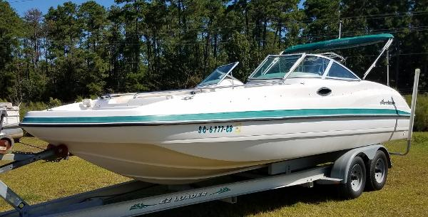 Hurricane 237 Fundeck