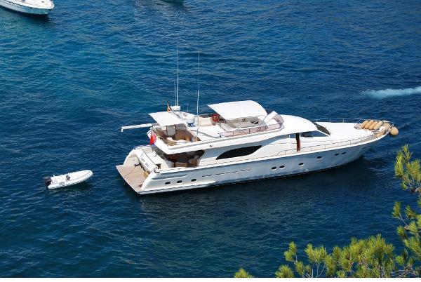 Ferretti Yachts 80 2001 Ferretti 80