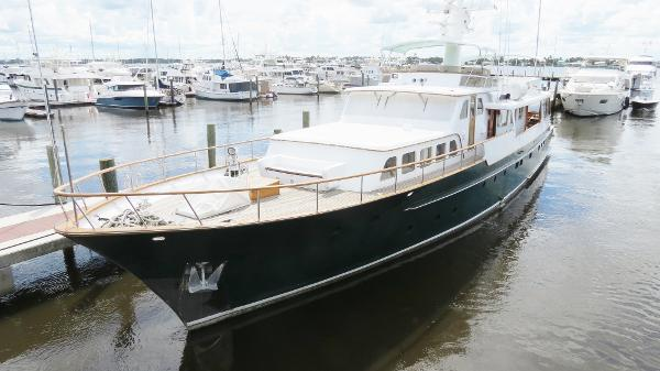 Feadship Classic Motor Yacht