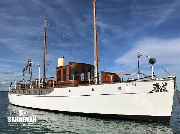 Custom White Brothers Motor Yacht