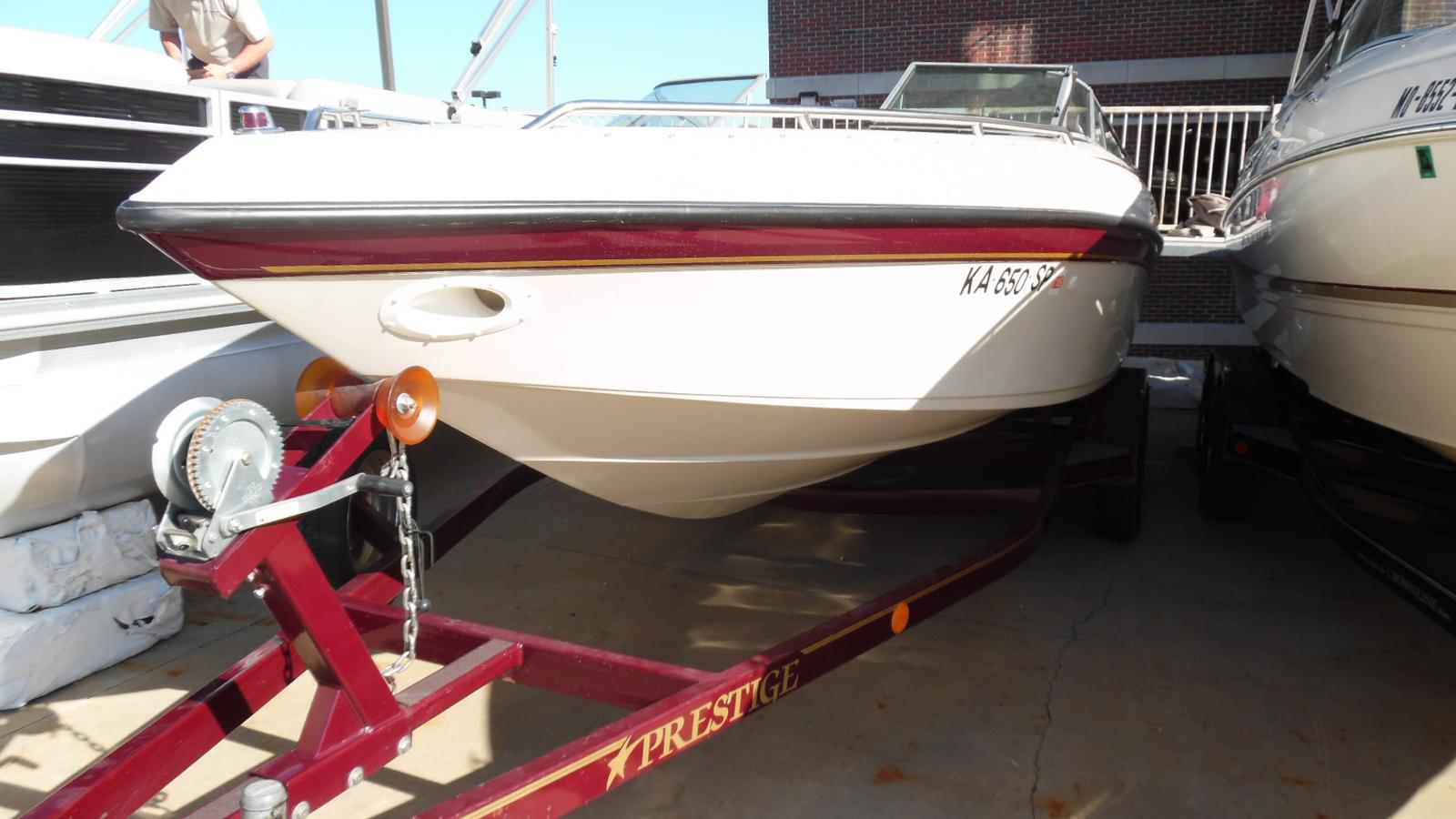 Crownline 225 BR and Trailer