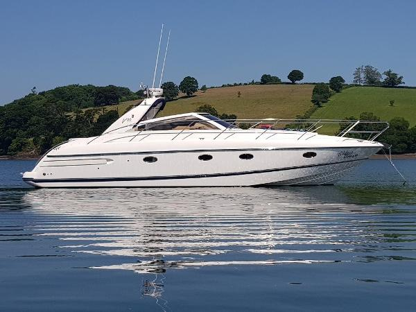 Princess V40 Dartmouth