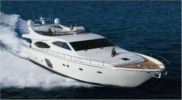 Ferretti Yachts 761 Photo 1
