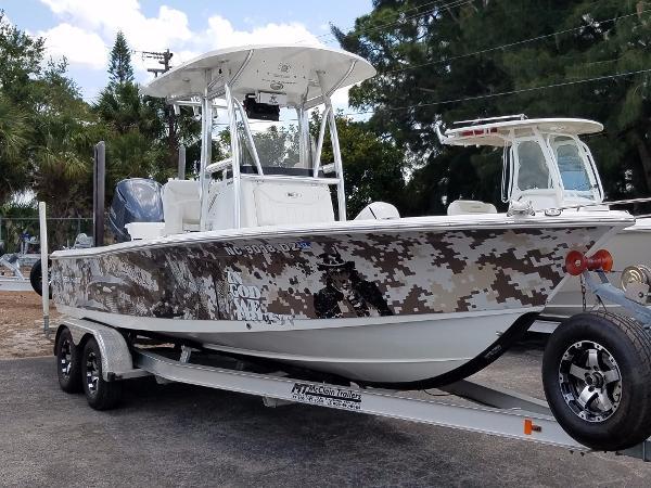 Sea Hunt BX 24 BR