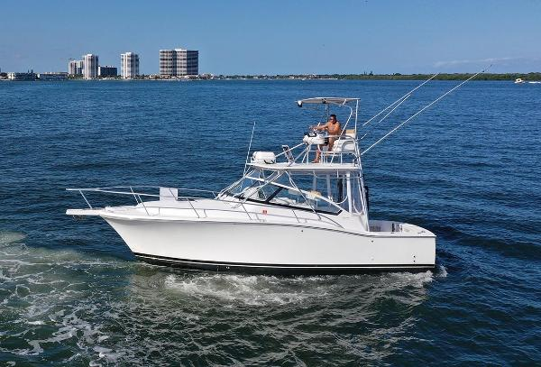 Luhrs 31 Open Main Profile