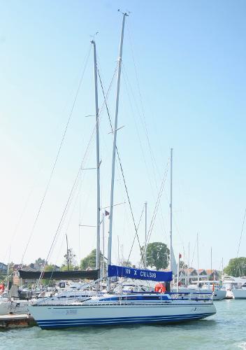 X-Yachts 119