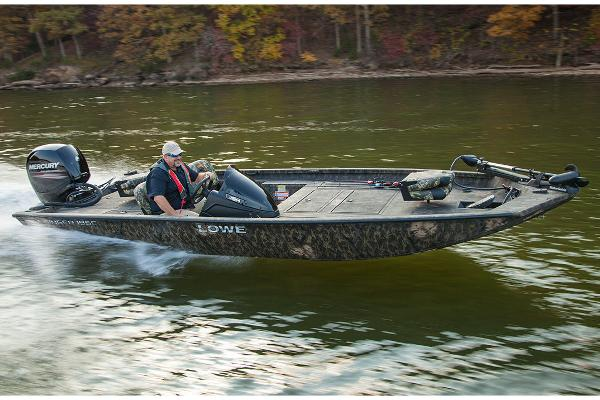 Lowe Stinger 195 Poly Camo Manufacturer Provided Image