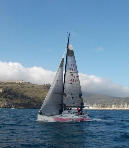 Beneteau first 30 jk Miles ahead - 5