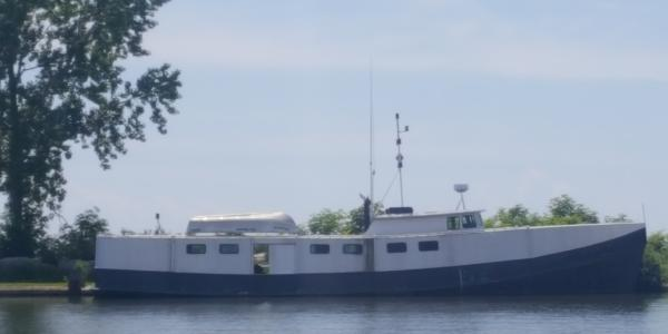 Commercial 71' Great Lakes Fishing Vessel