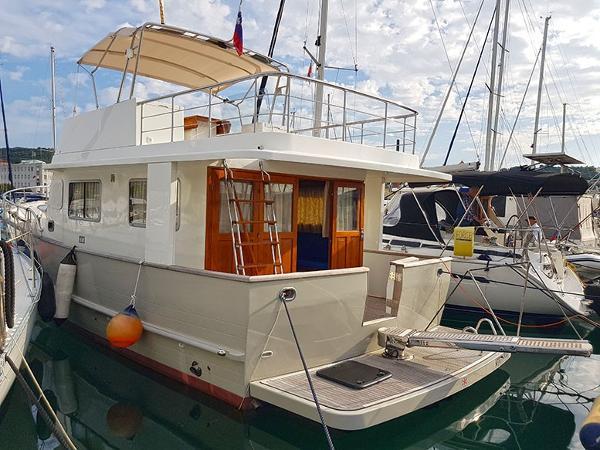 Trawler Eurobanker 41