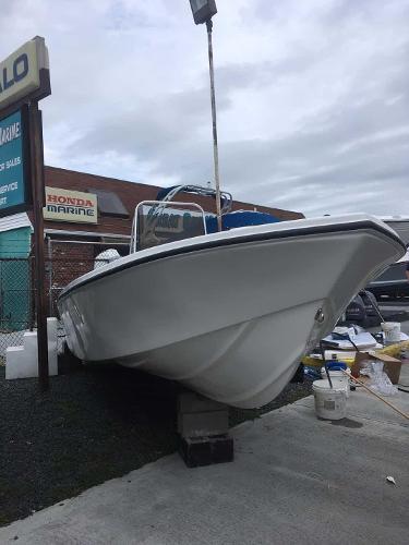 Steiger Craft Clam Boat
