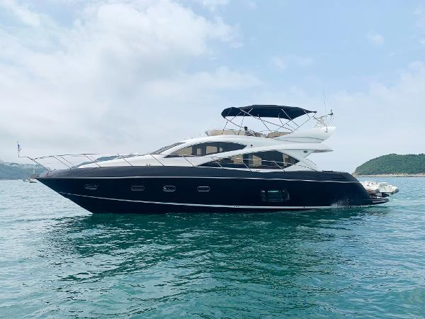 Sunseeker Manhattan 60 Manhattan 60 - Profile