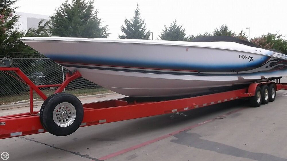 Donzi 43 ZR 2007 Donzi 43ZR for sale in Frisco, TX