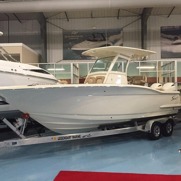Scout Boat Company 255 LXF