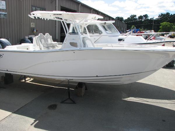 Sea Fox 288 Commander Boat