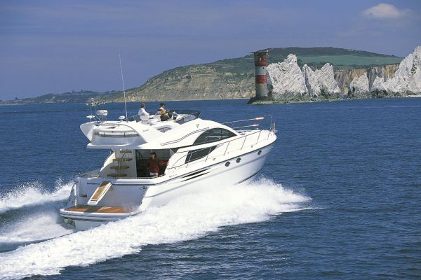 Fairline Phantom 50 Running