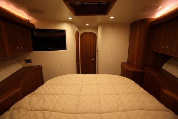 VIP Stateroom Aft view