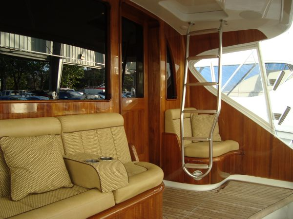 Mezzanine - Starboard