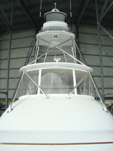Tower Aft View