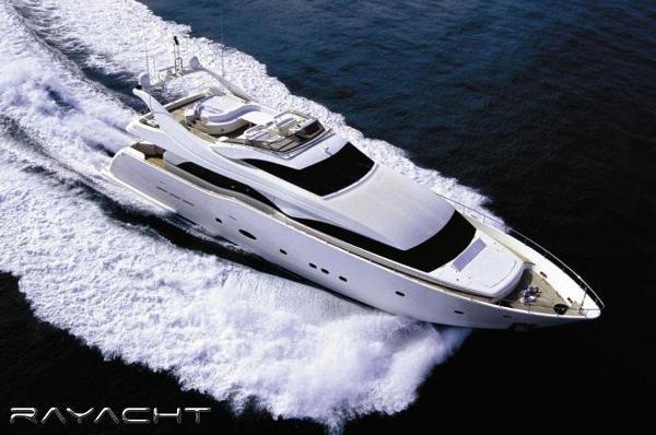 Ferretti Yachts 94' Custom Line