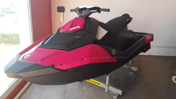 Sea-Doo Spark 3up Sea-Doo Spark 3UP for sale in Menorca - Clearwater Marine
