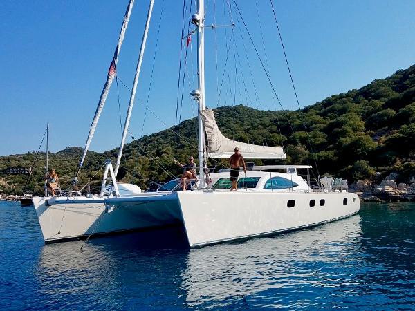 Dixon DIXON 72 Catamaran DIXON 72