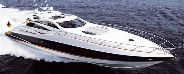 Sunseeker Predator 75 Manufacturer Provided Image: Predator 75