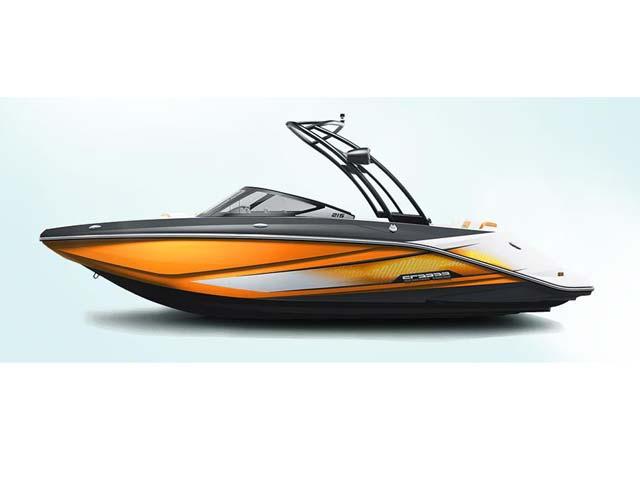 Scarab Jet Boat 215 HO