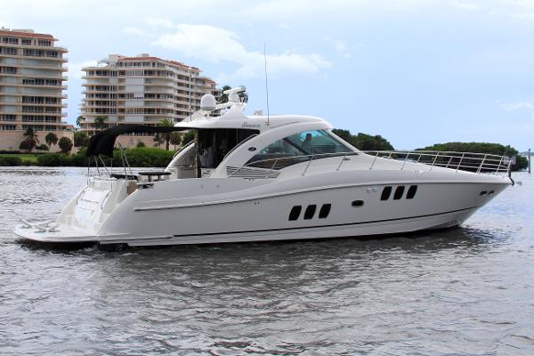 Sea Ray 60 Sundancer 2008 60 Sundancer