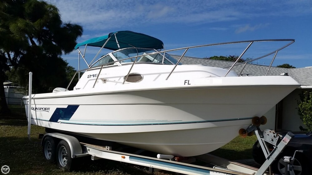 Aquasport 215 Explorer 1998 Aquasport 21 for sale in Palm Bay, FL