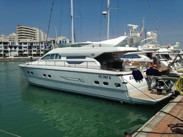 VZ 18 VZ 18 - YEAR 1998 - Timone Yachts Dealer