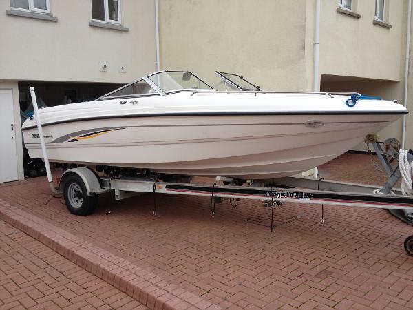 Chaparral 200 LE Chaparral Speedboat