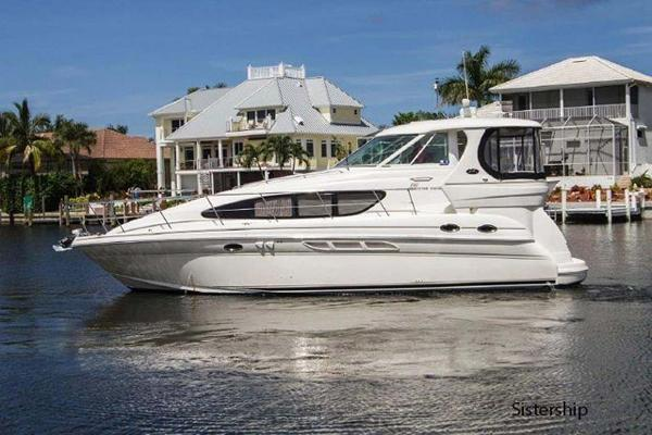 Sea Ray 390 Motor Yacht Profile