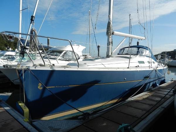 Beneteau Oceanis Clipper 323 Beneteau Oceanis 323