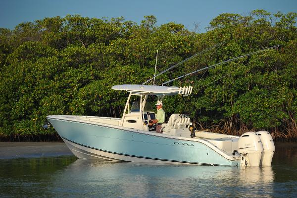 Cobia Boats 277 Center Console - On Order
