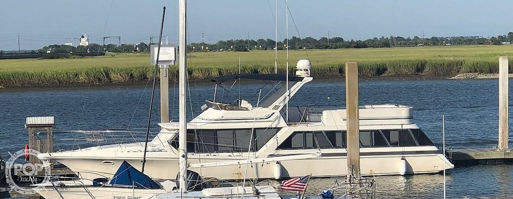 Bluewater Yachts Coastal Cruiser 55 1989 Bluewater Yachts Coastal Cruiser 55 for sale in Tybee Island, GA