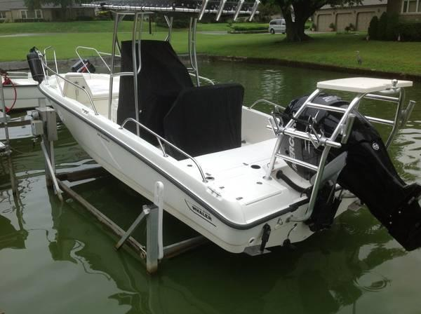 Used saltwater fishing boats for sale in ohio united for Fishing boats for sale in ohio