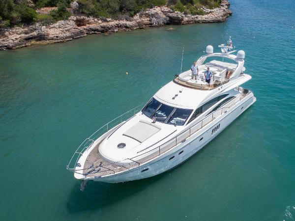 Princess 67 Flybridge Princess 67 For Sale